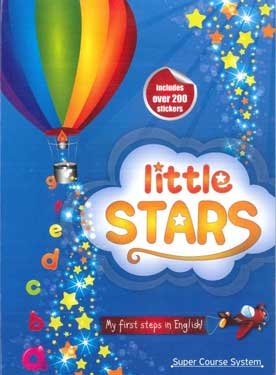 Little Stars My First Steps in English (+CD)