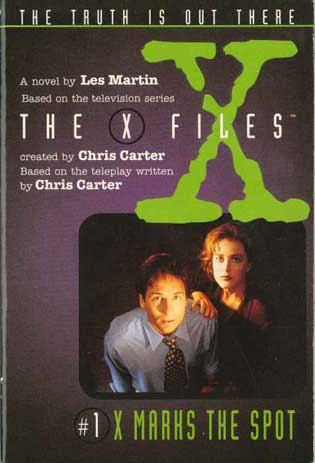 The X-Files  (English) - [Used]