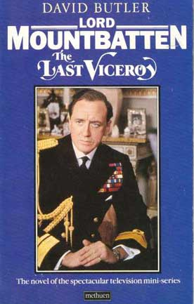 Lord Mountbatten The Last Vicero (English) - [Used]