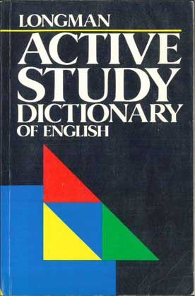 Active Study Dictionary of English - [Used]