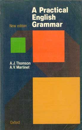 A Practical English Grammar  - [Used]