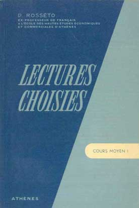 Lectures Choicies Cours Moyen 1 - [Used]
