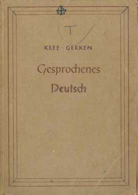 Gesprochenes Deutsch - [Used]