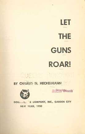 Let the Guns Roar - [Used]