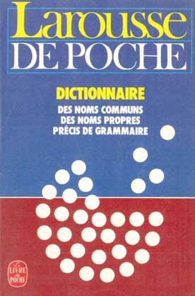 Dictionnaire Larousse de Poche - [Used]