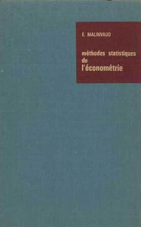 Methodes Statistiques de l'econometrie - [Used]