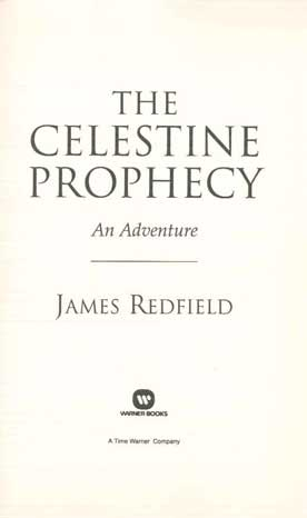 The Celestine Prophecy - [Used]