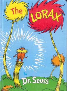 The Lorax - [Used]