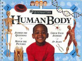 Human Body A+ Quizmasters - [Used]