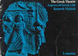 The Greek Theatre Aspects of Greek Life - [Used]