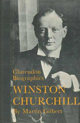 Clarendon Biographies Winston Churchill - [Used]