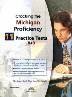 Cracking the Michigan Proficiency Teacher's Book - [Used]