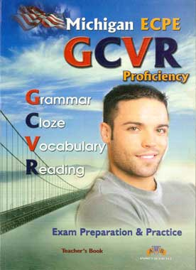 Michigan ECPE GCVR Proficiency Teacher's Book - [Used]