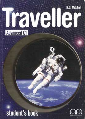 Traveller Advanced C1 Student's Book - [Used]