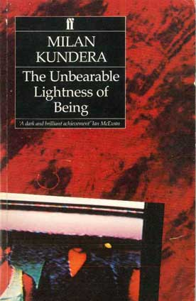The Unbearable Lightness of Being - [Used]