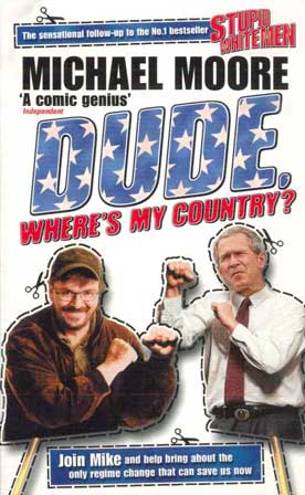 Dude Where's my Country? - [Used]