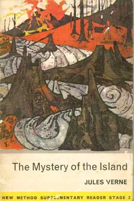 The Mystery of the Island - [Used]