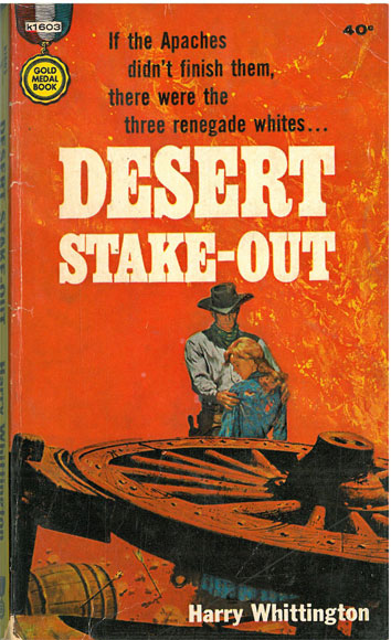 Desert Stake Out - [Used]