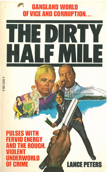 The Dirty Half Mile - [Used]