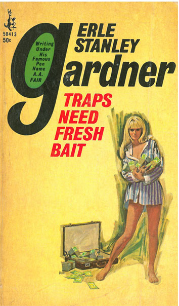 Traps Need Fresh Bait  - [Used]