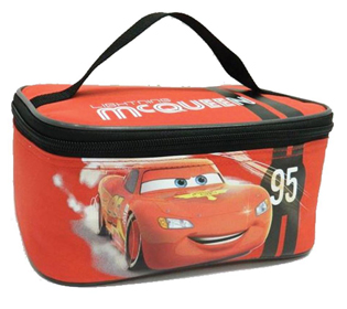Κασετίνα Lunch Bag Backtrotter Cars 21X15X9 (29742)