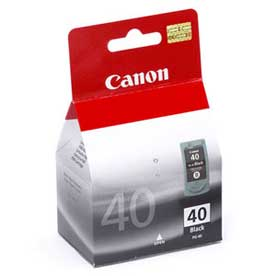 Μελάνι Canon PG-40 Black 16ml