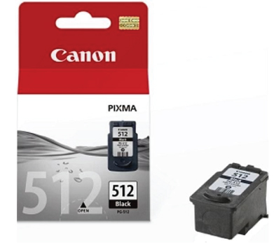 Μελάνι Canon PG-512 Black 15ml