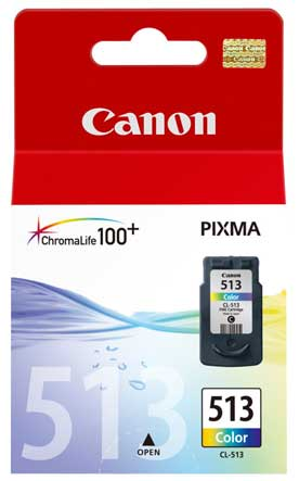 Μελάνι Canon CL-513 Color 13ml