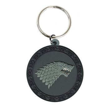Μπρελόκ Game of Thrones Stark (RK38366)