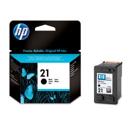 Μελάνι HP (21) Black C9351 5ml
