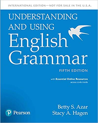 Understanding and Using English Grammar 5th Edition