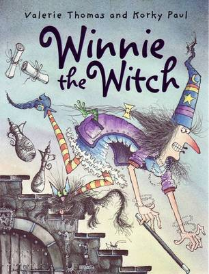 Winnie the Witch (without activity book)