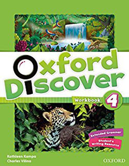 Oxford Discover 4 ST/BK + Vocabulary and Grammar Supplement