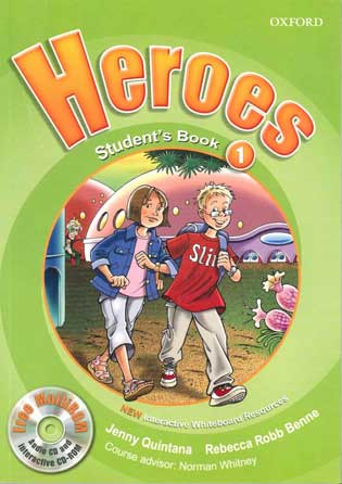 Heroes 1 Student's Book (+CD)