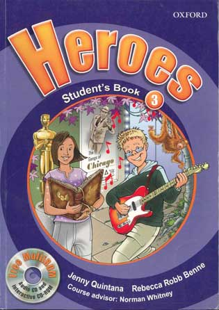 Heroes 3 Student's book (+Mult-Rom)
