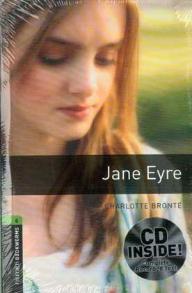 Jane Eyre (+CD)