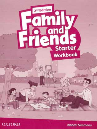 Family and Friends Starter WK/BK 2nd Edition