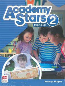 Academy Stars 2 Students/Pupil's Book