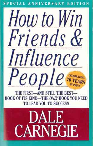 How to Win Friends & Influence People [Paperback English]