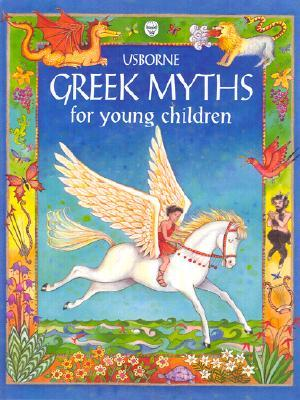 Greek Myths for Young Children [Englihs]