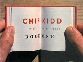 ChipKidd Book One Work 1986-2006