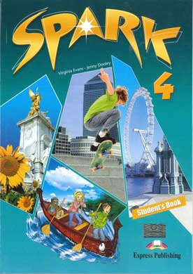 Spark 4 Student's book (+ eBook)