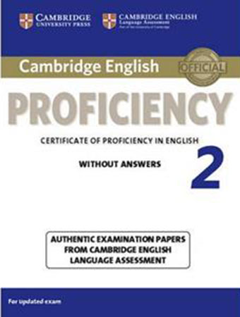 CPE 2 (Cambridge English) Practice Tests WITHOUT Answers