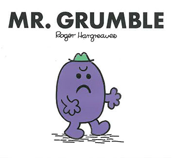 Mr Men and Litlle Miss Mr.Grumble
