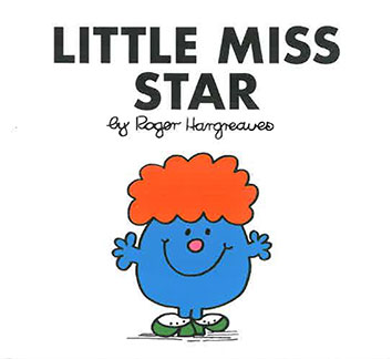 Mr Men and Litlle Miss Little Miss Star