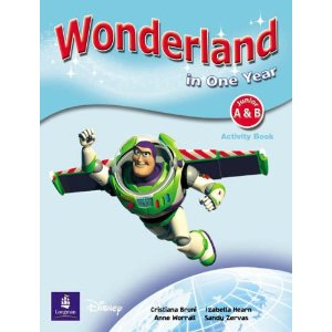 Wonderland in One Year A & B Junior Activity Book