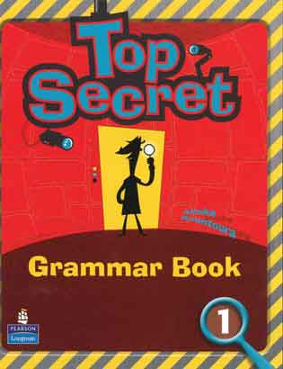 Top Secret 1 Grammar Book