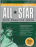 All Star ECPE Practice Tests (+Glossary) 2013