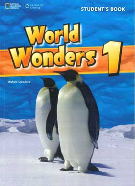 World Wonders 1 Student's Book (+CD)
