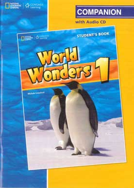 World Wonders 1 Companion (+Audio CD)